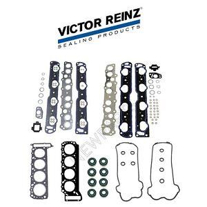 For Mercedes-Benz W140 S420 1999 Engine Cylinder Head Gasket Complete Set Reinz