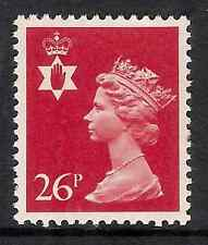 Northern Ireland 1982 NI60 26p litho phosphorised paper perf 14 type I MNH