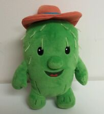 "Disney Jr Sheriff Callie Toby Cactus Stuffed Animal Plush Toy 8"" Doll Figure"