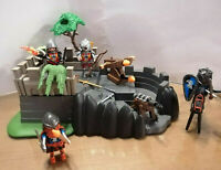 Playmobil 6627 Dragon Knights Fort Boxed with Instructions