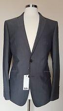 Kin By John Lewis Shafton Tonic Suit Jacket Grey Size 38R RRP £109 - BNWT