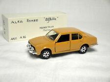 1/43 MEBETOYS MATTEL A76 ALFA ROMEO - ALFETTA 1972