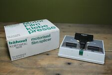 Vintage Hahnel Hähnel Motor Film Splicer w/ Box For Normal 8 & Super 8