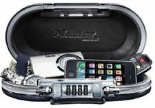 Master Lock Safe Space Protection Portable Car Personal Small With Combination
