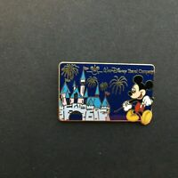 Travel Company 2003 Pin Mickey Mouse & Sleeping Beauty Castle Disney Pin 18656