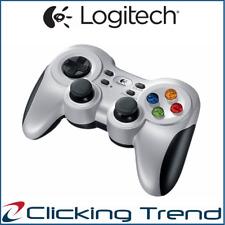 Wireless Gamepad Logitech F710 Gaming Controller Cordless PC Vibration Joystick