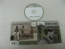 Bob Marley and the Wailers the jad years the millenium collection CD Disc