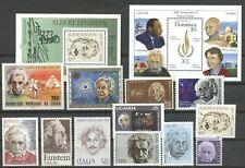 Nobelpreis, Albert Einstein - LOT ** MNH