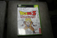 Dragon Ball Z: Sagas (Microsoft Xbox, 2005) Sealed Unopened