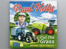 PAUL KELLY - Cut The Grass - 5 Track CD - In Aid of Marie Curie