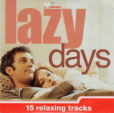 LAZY DAYS: 15 RELAXING TRACKS - PROMO CD: DEAN MARTIN, ROY ORBISON, DVORAK ETC
