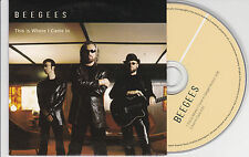 CD CARTONNE CARDSLEEVE THE BEE GEES 2T THIS IS WHERE I CAME IN !!! COMME NEUF