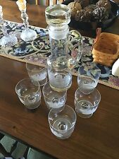 VTG Sailboat Kitchen Drinkware Set Pitcher & 6 Glasses - FANCY STOPPER