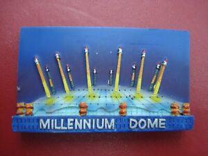 millennium Dome Fridge Magnet