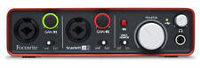 Focusrite Scarlett 2i2 USB Audio Interface - SC2I2G2