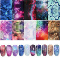 Decals Nail Stickers Nail Polish Patch Starry Transfer Paper Nail Foils