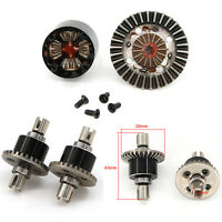 Metall Differential Gear Getriebe Für WLtoys 144001 1/14 RC Auto Upgrade Teile