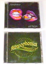 2 x CD STEREOPHONICS JUST ENOUGH EDUCATION TO PERFORM + PULL THE PIN 2 CD´S ROCK