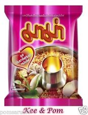 6 x Thai Noodles Mama Tom Yum Yentafo Oriental Style Instant Ramen Pink Seafoods