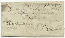 Altdeutschland/Preußen: Geld=Brief 1804 von BRIEG (Bez. Breslau) nach Neustadt!