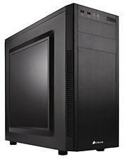 Corsair Carbide Series 100R Black Steel ATX Mid Tower Computer Case Cabinet