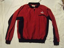 BoSox 2004 Champs Wind-Shirt Cutter & Buck Long-Sleeved Lt Wt Size Med Nwot