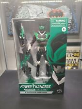 Power Rangers Lightning Collection Psycho Green Ranger
