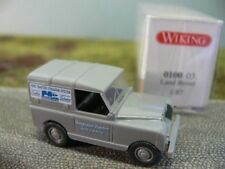 1/87 Wiking Land Rover Ferguson Tractor Service 0100 03
