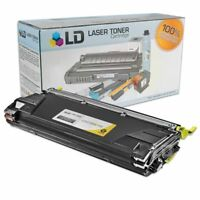 LD Remanufactured Replacement for Lexmark C734A1YG Yellow Toner Cartridge