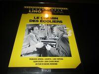 """DVD """"LE CHEMIN DES ECOLIERS"""" Inoubliable Lino VENTURA, Alain DELON, Bourvil"""