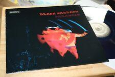 Black Sabbath-Parano-Top nems UE Hard Rock color vinyle album reissue