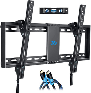 Mounting Dream Tilting Tv Wall Mount For Most 37-70 Inches Flat Screen Tvs, Tv M