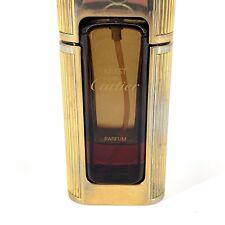 Must De Cartier 1.5 oz Bottle 30% Full Parfum Old Original Vintage Formula