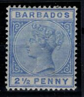 P133361/ BRITISH BARBADOS – SG # 94 MINT MH – CV 175 $