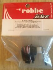 Servo mit Servosaver komplett Robbe 20410001 Mini Rave