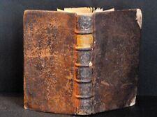 DILLY De l'Âme des Bêtes EDITION ORIGINALE PHILOSOPHIE DESCARTES Reliure Ep 1676