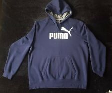 Navy blue Puma hoody in extra large
