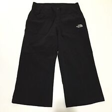 The North Face Women's Black Tnf Apex  Capri Crop Pants Hiking Camping Size XS