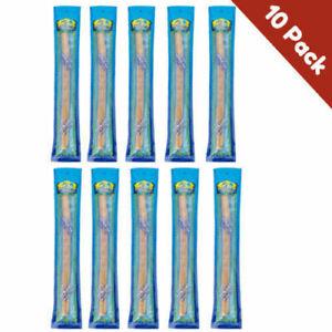 10x LARGE Al Khair Miswak Herbal Toothbrush Miswaak Peelu Siwak (19.5cm -20.5cm)
