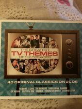 cd tv themes from the 50s and 60s 40 tracks