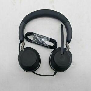 Jabra Evolve2 40 USB-A 24089-989-999 Noise Isolation - SH0503