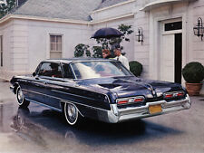 1962 Buick Electra 225 Coupe, Black, Refrigerator Magnet,40 MIL