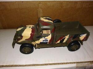 1946 Dodge Power Wagon - Military US Marines Diecast