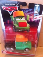 "DISNEY CARS DIECAST -""Circus Cab - Deluxe (new) - Super Chase* - 2015 Release"""