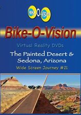"Bike-O-Vision Cycling Video ""The Painted Desert & Sedona, AZ""  BLU-RAY"