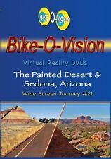 "Bike-O-Vision Cycling Video ""The Painted Desert & Sedona, AZ""  BLU-RAY"