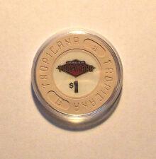 $1. Tropicana Casino Chip - 1992 - Las Vegas, Nevada