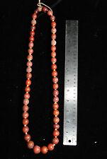 Cornaline D'Aleppo Venetian Trade Beads  Miscellaneous Trade Beads