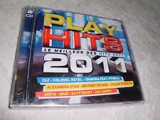 Play hits 2011 - 2 CD-OVP