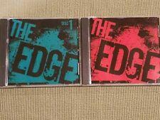The Edge Volume 1 & 2 (32 Track 2 Cd Set) Free Shipping brand new sealed